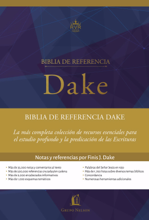 Spanish Dake Bibles