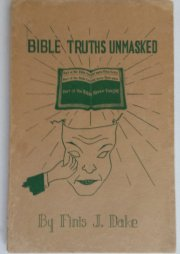 Collectors Edition Bible Truths Unmasked