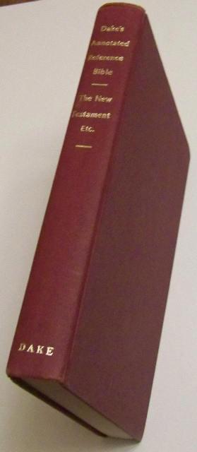 Dake New Testament
