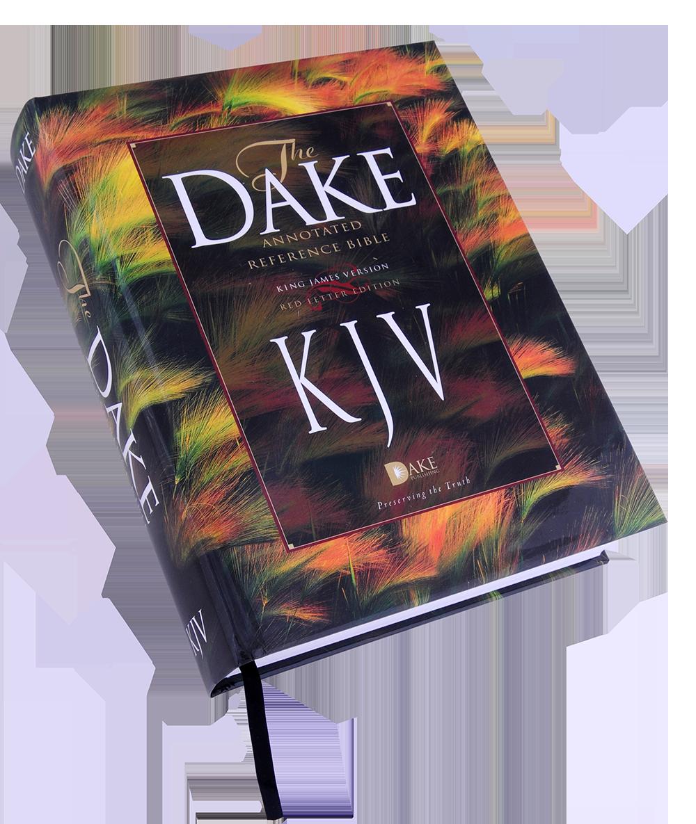 Dake Three Column KJV Bible