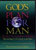 God's Plan For Man MP3 Audio Recordings By Finis Dake