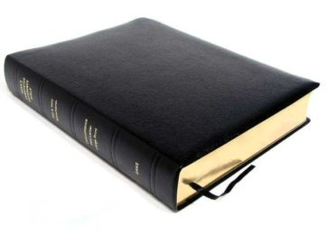 Dake Large Print Bible