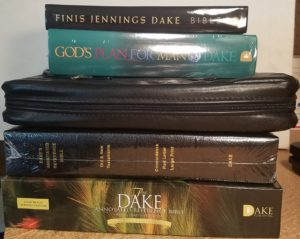Dake Bible Super Package
