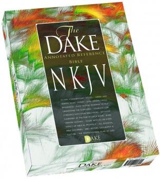 Dake NKJV Bibles