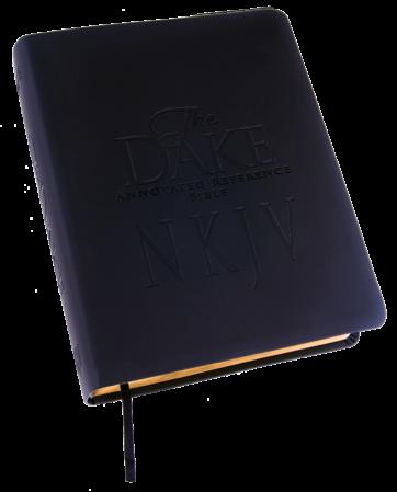 NKJV Dake Study Bible