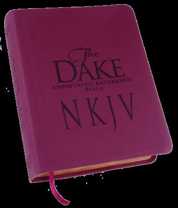 Dake New King James Bible